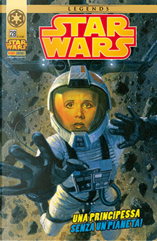 Star Wars vol. 28 by Russ Manning, Brian Wood, Tim Siedell