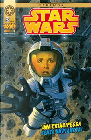 Star Wars vol. 28 by Brian Wood, Russ Manning, Tim Siedell