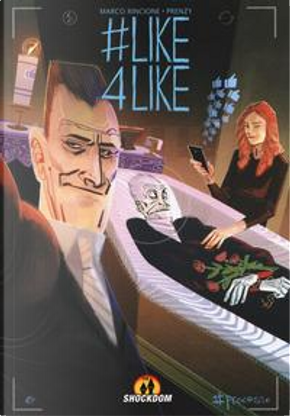 LIKE4LIKE COVER VARIANT by Marco Rincione