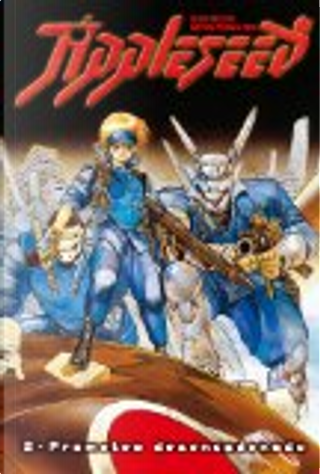APPLESEED No 2/4:PROMETEO DESE by Masamune Shirow