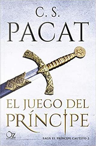El juego del príncipe by C. S. Pacat