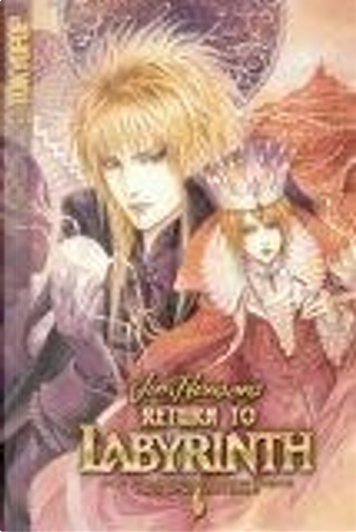 Return to Labyrinth 1 by Jake Forbes, Jim Henson