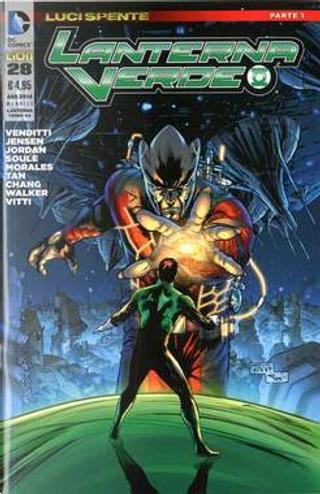 Lanterna Verde #28 by Charles Soule, Justin Jordan, Robert Venditti, Van Jensen
