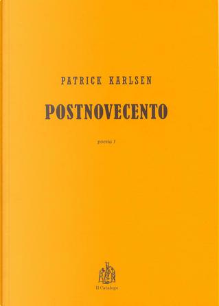 Postnovecento by Patrick Karlsen