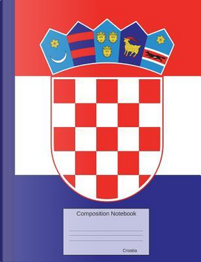 Croatia Composition Notebook by Country Flag Journals