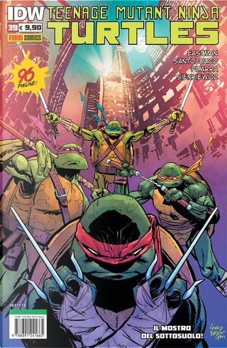Teenage Mutant Ninja Turtles vol. 39 by John Lees, Nick Pitarra, Kevin Eastman, Bobby Curnow, Tom Waltz, Chris Mowry