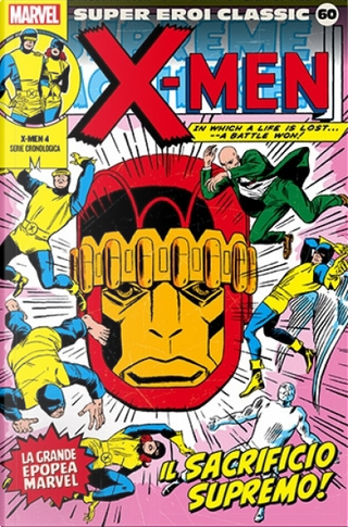 Super Eroi Classic vol. 60 by Stan Lee