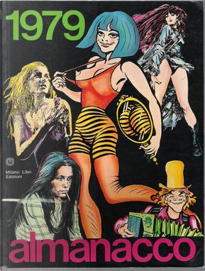 Almanacco 1979 by Enric Siò, Fernando Fernandez, Flaxman Loew, Frank Bellamy, Jean-Claude Forest, Jean Marc Loro, Jeff Jones, Jose Gonzalez
