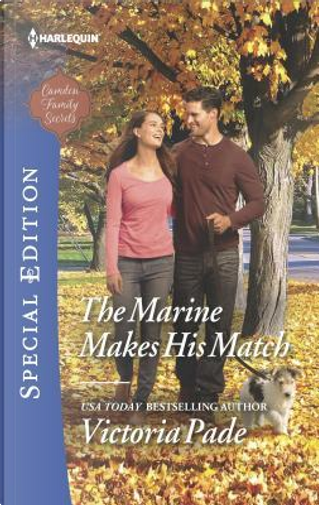 The Marine Makes His Match by Victoria Pade