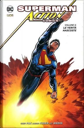 Superman: Action Comics vol. 5 by Greg Pak