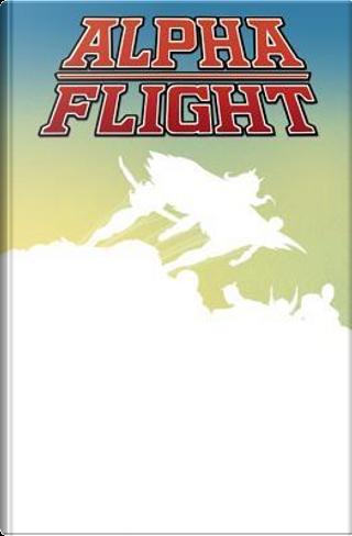 Alpha Flight by John Byrne Omnibus by John Byrne