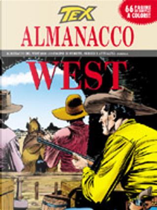 Tex: Almanacco del West 2009 by Claudio Nizzi, Leomacs, Luca Fassina, Manfred Sommer