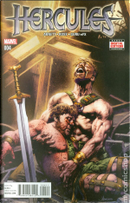Hercules Vol.4 #4 by Dan Abnett