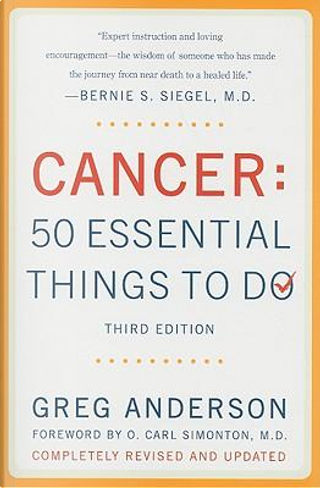 Cancer by greg anderson