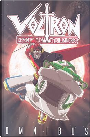 Voltron Defender of the Universe Omnibus by Marie Croall