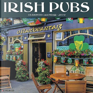 Irish Pubs 2019 Calendar by Willow Creek Press