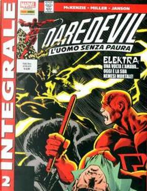 Daredevil Integrale vol. 2 by Frank Miller, Roger McKenzie