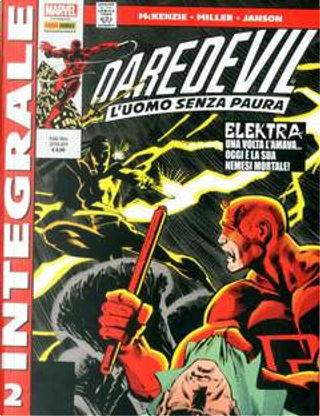 Daredevil Integrale vol. 2 by Roger McKenzie, Frank Miller