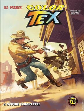Color Tex n. 14 by Chuck Dixon, Gabriella Contu, Giovanni Gualdoni, Luca Barbieri, Marcello Bondi, Mauro Boselli