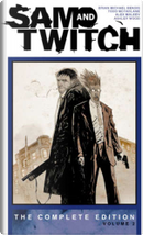 Sam and Twitch vol. 2 by Brian Michael Bendis, Todd McFarlane