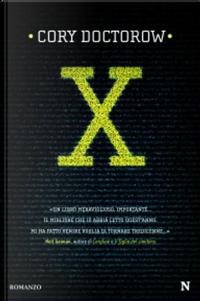 X by Cory Doctorow