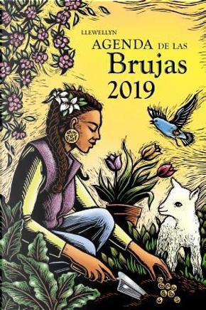 Agenda de las brujas 2019 / Llewellyn's Witches 2019 Datebook by Llewellyn