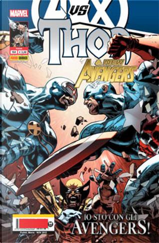 Thor n. 164 by Brian Michael Bendis, Kieron Gillen, Matt Fraction