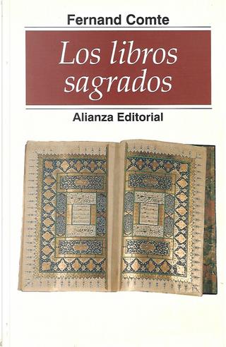 Los libros sagrados by Fernand Comte