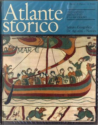 Atlante storico by Luigi Visintin, Mario Baratta, Plinio Fraccaro