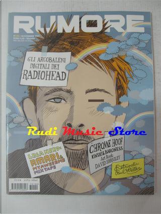 Rumore # 190 Novembre 2007 by Alberto Campo, Giona A. Nazzaro, Paolo Ferrari, Claudio Sorge, Gianluca Taraborelli, Marcello Barisonzi