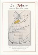 Studio Bibliografico Le Muse: catalogo n. 10, autunno 2020