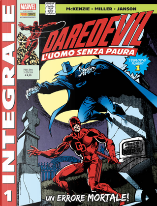 Daredevil Integrale vol. 1 by Roger McKenzie