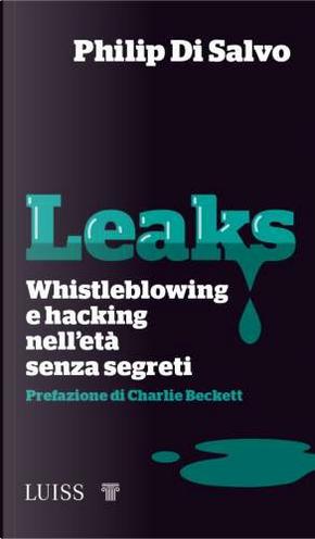 Leaks by Philip Di Salvo