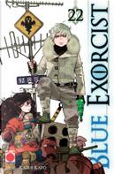Blue Exorcist vol. 22 by Kazue Kato