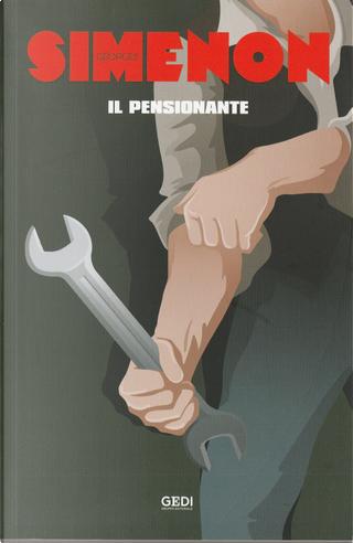 Il pensionante by Georges Simenon