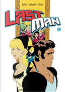 Last Man vol. 1 by Balak, Bastien Vivès