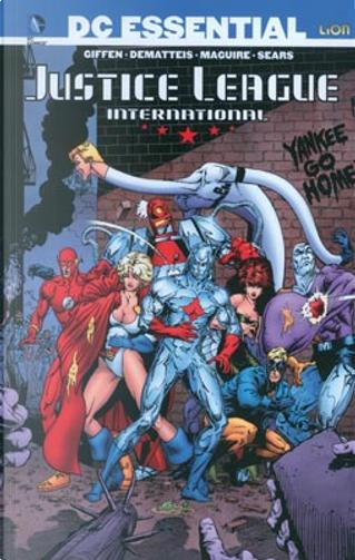 Justice League International vol. 3 by Bart Sears, Bill Willingham, J. M. DeMatteis, Keith Giffen, Mike McKone, Tim Gula, Ty Templeton