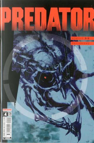 Predator vol. 4 by Chris Warner, Dean, Francisco Ruiz Velasco, Gordon Rennie