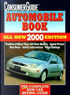 Consumer Guide Automobile Book 2000 by Consumer Guide editors