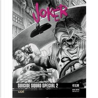 Suicide Squad Movie Special 2 by Denny O'neil, Steve Englehart