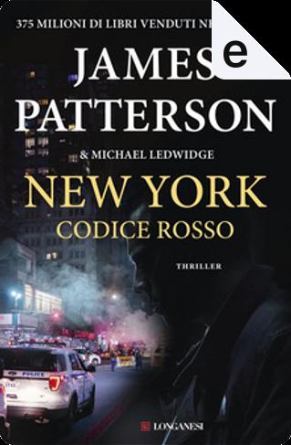 New York codice rosso by Michael Ledwidge, James Patterson