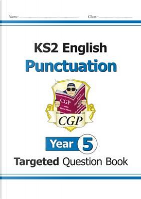 KS2 English Targeted Question Book by CGP Books