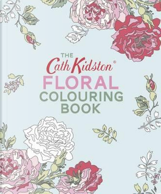 Classic Colouring Book by Cath Kidston