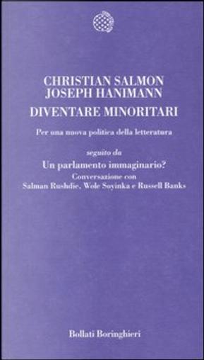 Diventare minoritari by Christian Salmon, Joseph Hanimann