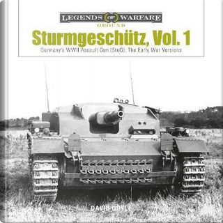 Sturmgeschütz by David Doyle