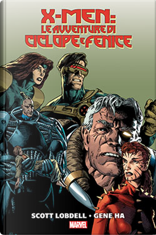 X-Men: Le avventure di Ciclope e Fenice by Scott Lobdell, Tom DeFalco, John Francis Moore, Jeph Loeb