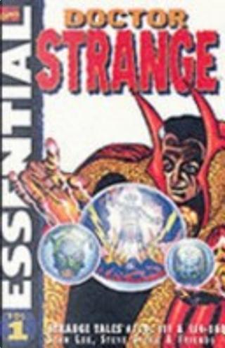 Essential Doctor Strange by Stan Lee, Steve Ditko