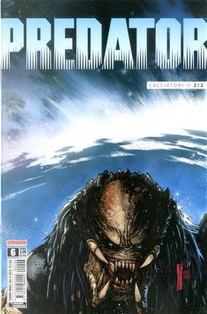 Predator #6 by Chris Warner
