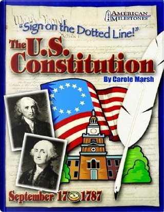 U.s. Constitution by Carol Marsh