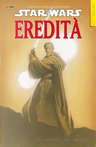 Star Wars Eredità vol. 3 - Gli artigli del drago by Jan Duursema, John Ostrander